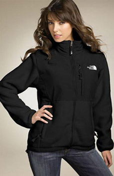 North Face Fleece Jacket - Black