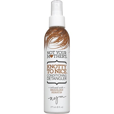 Not your mother's conditioning detangler