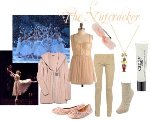 Nutcracker ballet fashion