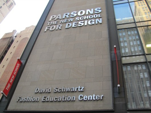 Nyc parsons school