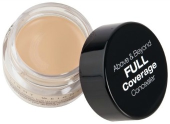 Nyx above & beyond full coverage concealer jar