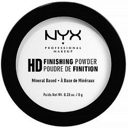 NYX HD Finishing Powder in Translucent