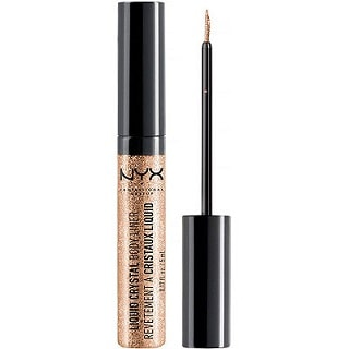 NYX Liquid Crystal Body Liner in Crystal Champagne