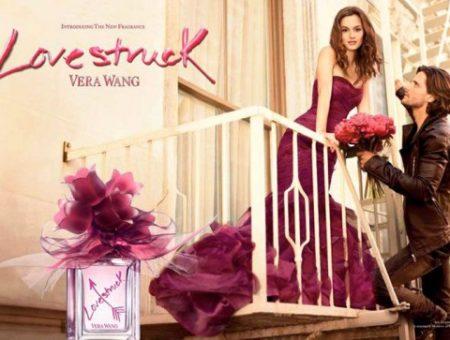 Fashion inspiration: Vera Wang Lovestruck perfume
