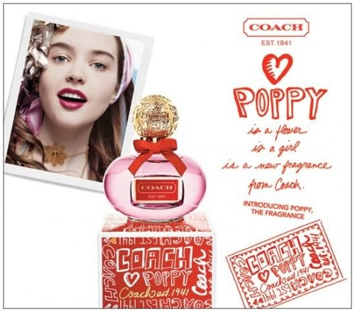 Coach Poppy Fragrance