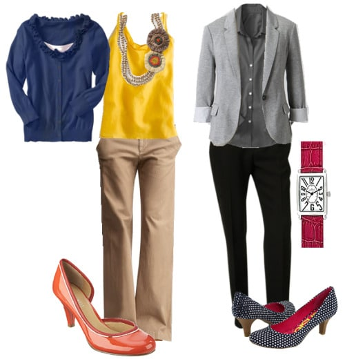 Office and interview wear