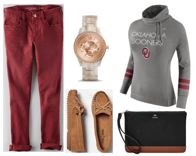 Oklahoma Outfit