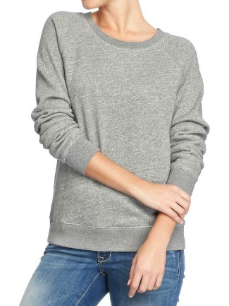 Old navy raglan top