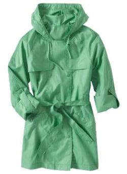 Old Navy Rain Coat