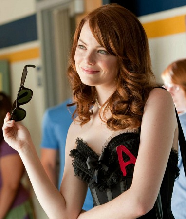 Olive Easy A