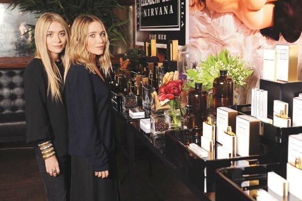 Olsens nirvana perfume