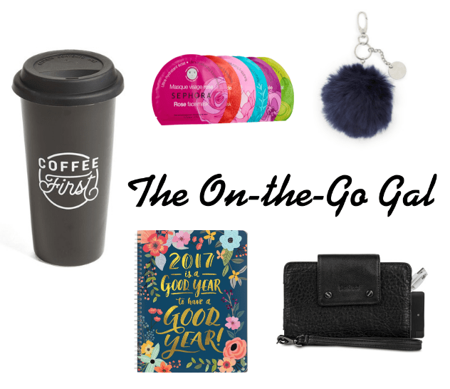 Gifts for the on-the-go gal