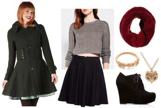 Once Upon a Time Outfit Inspiration