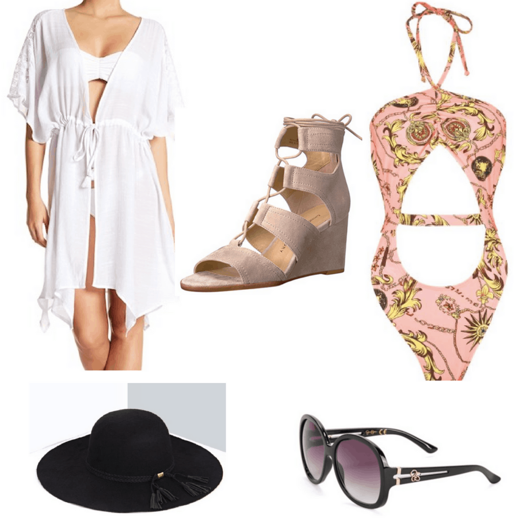 6927b155916 How to Dress for a Pool Party - College Fashion