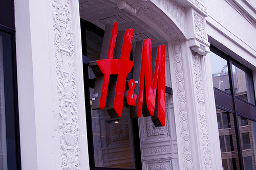 one stop shopping h&m