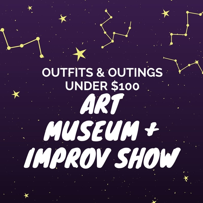 what to wear to an art museum what to wear to an improv show