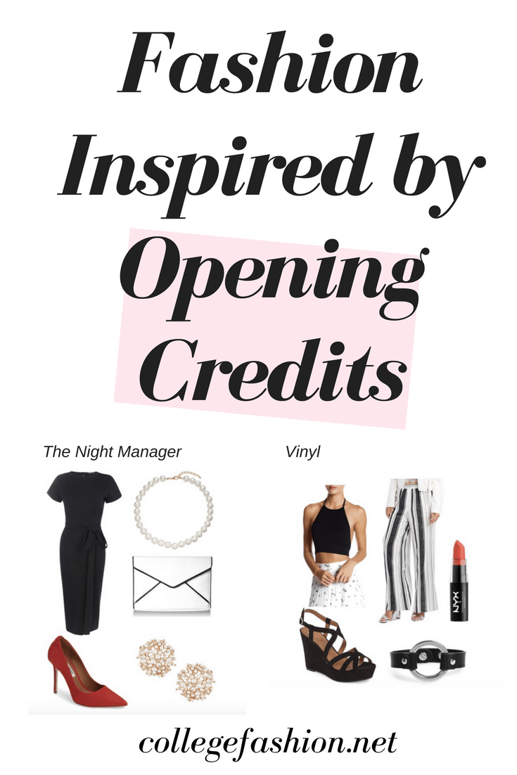Fashion inspired by Opening Credits: The Night Manager, Vinyl