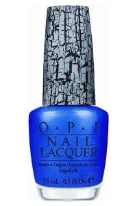OPI Blue Shatter
