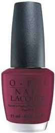 OPI Mrs. Oleary's BBQ