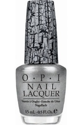 OPI Pirates of the Caribbean Silver Shatter