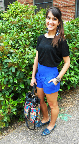 College student fashion at Oregon State University