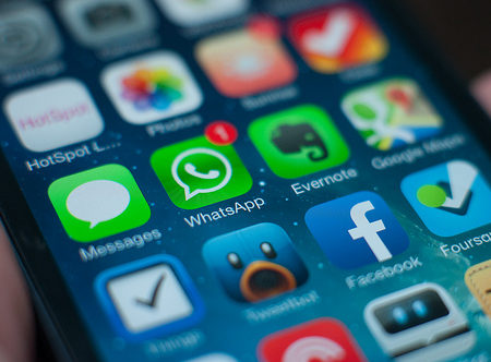 Organizational smart phone apps