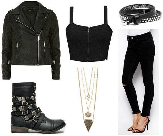 Orphan Black Sarah fashion