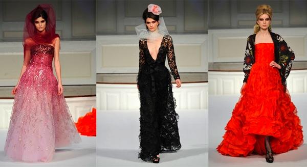 Oscar de La Renta Pre Fall 2010 Fashion