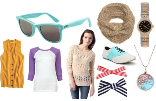 Fashion inspired by Vampire Weekend