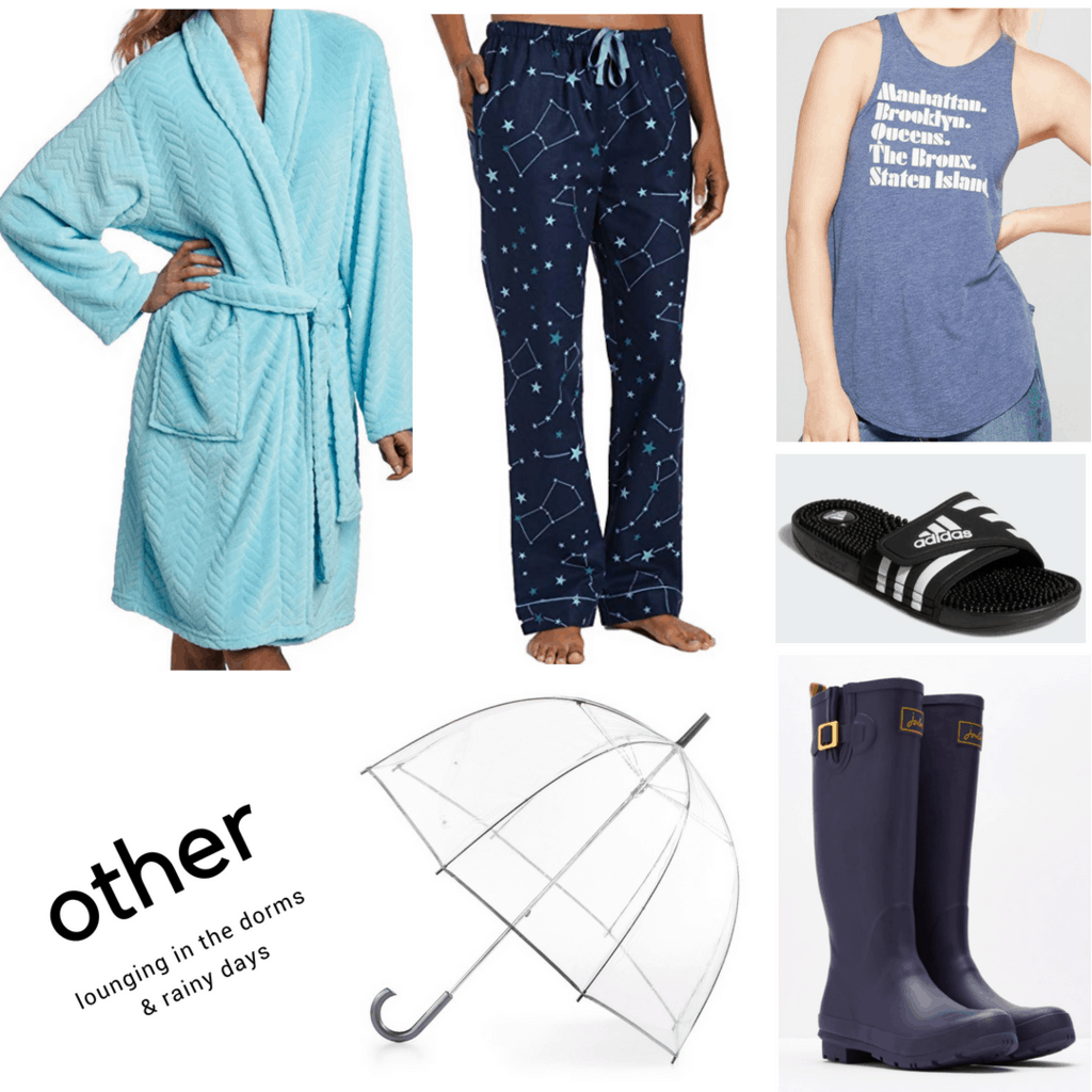 Best clothes for college: Loungewear for lazy days