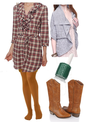 Outfits Under 0: Class Outfits - Country Strong