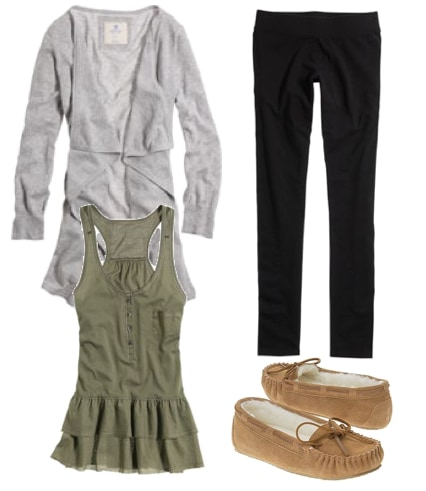 Outfits Under $100: Loungewear - Sheets to Streets