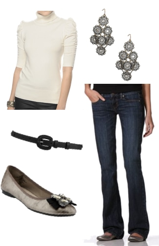 Outfits Under $100: Thanksgiving - Food and Football