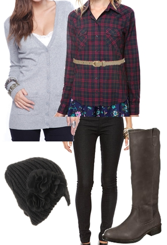Outfits Under $100: Thanksgiving - Out & About