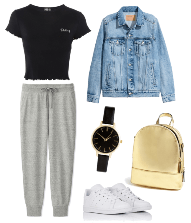 spring capsule wardrobe outfit 3