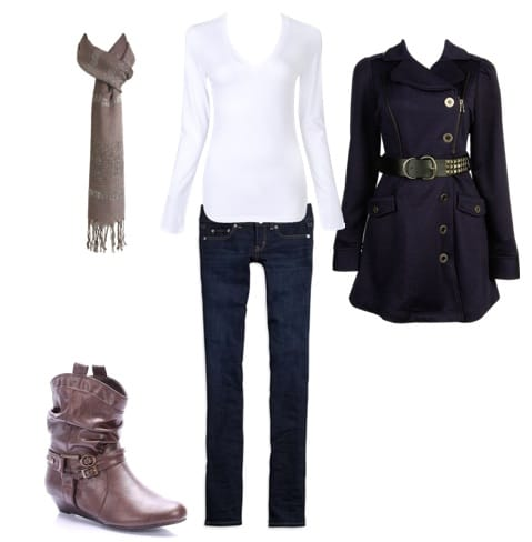 Outfit to wear around town
