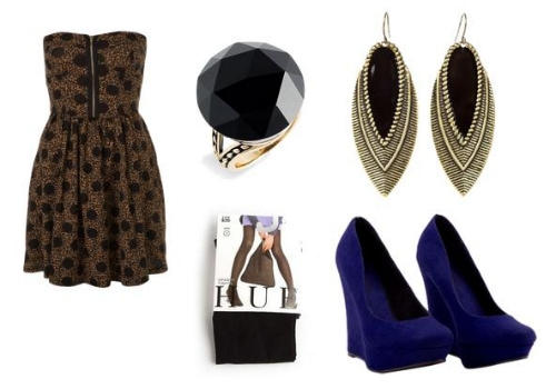 Outfit Inspired by Kat Graham's Bold Look