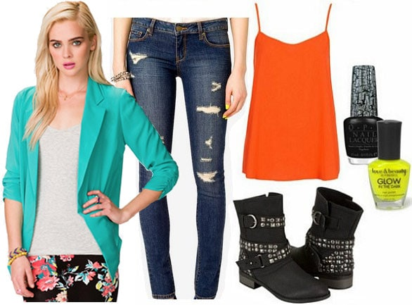 The Outsiders fashion: Tough outfit inspired by the book