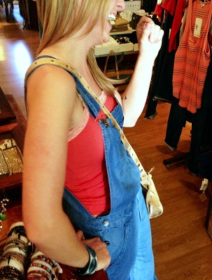 Overalls trend at sonoma state
