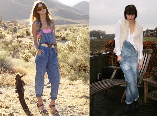 Overall Trend Street Style