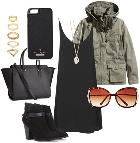 oversized sunglasses outfit