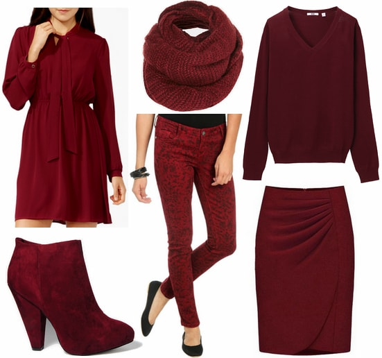 oxblood fall 2012 must-have