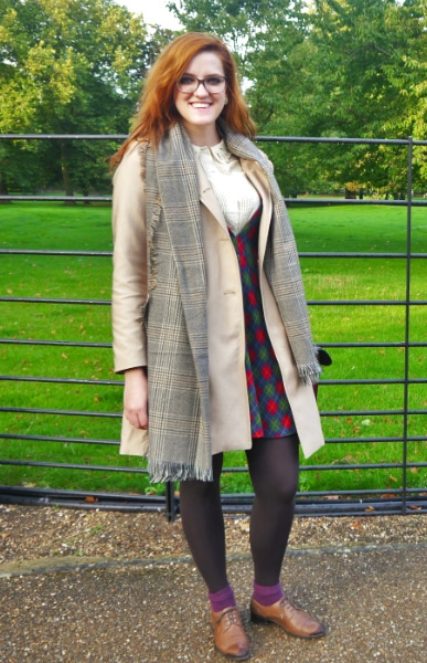 Student fashion at Oxford in England