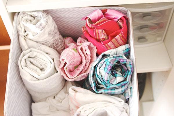 Pajama organization