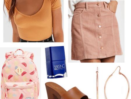 La Croix Outfits - Pamplemousse