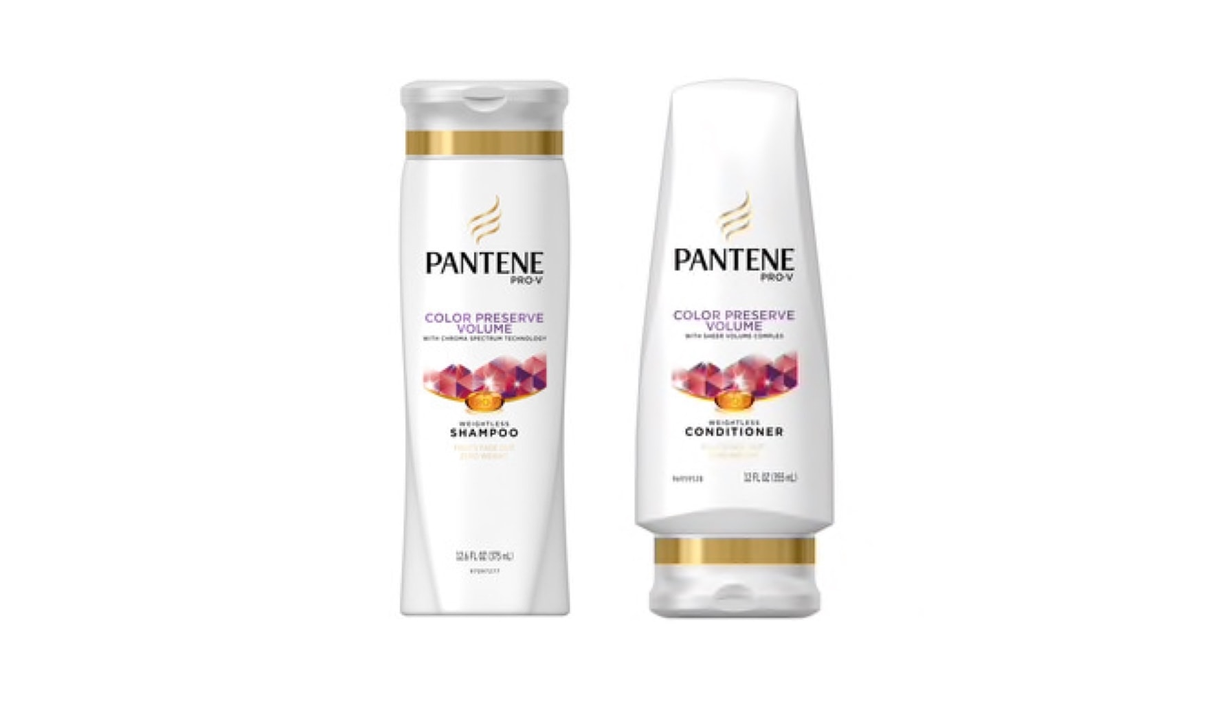 Beauty classics: Pantene volume shampoo and conditioner