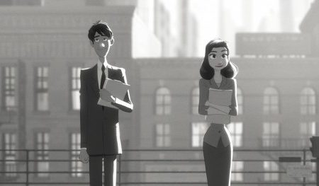 Fashion inspiration: Disney's Paperman