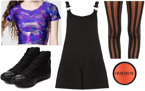 Paramore Ain't It Fun Outfit