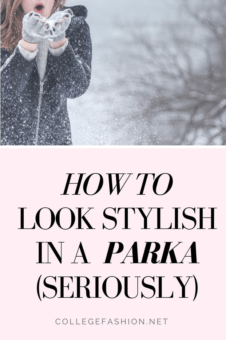 Parka outfit ideas: How to look stylish while wearing a parka with our styling tips for winter