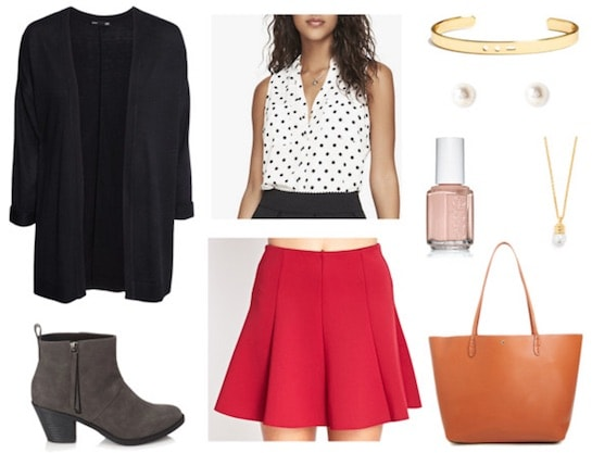 Parks and Recreation Outfit